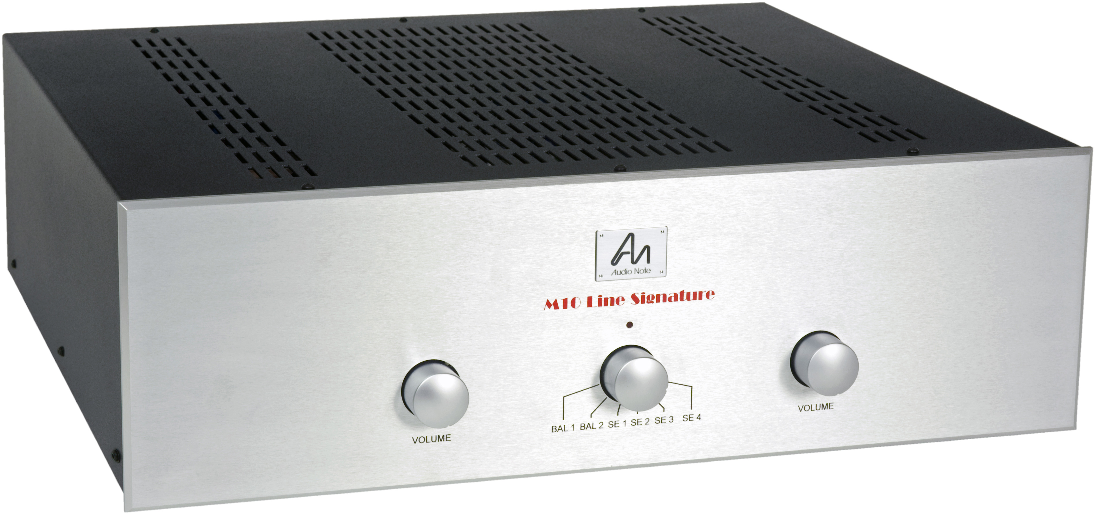 Audio Note M10 Signature Preamplifier Review