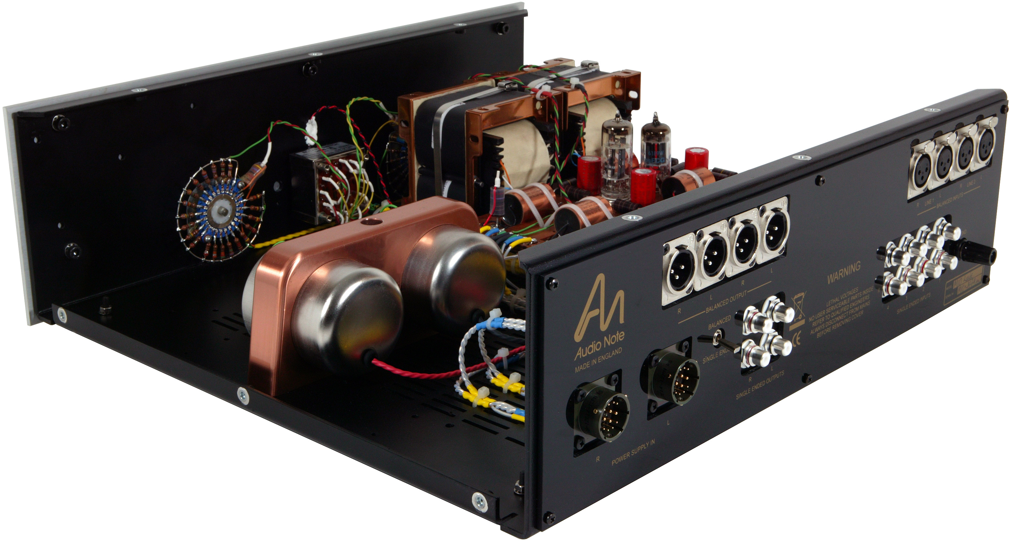 Audio Note M10 Signature Preamplifier Review Dagogo