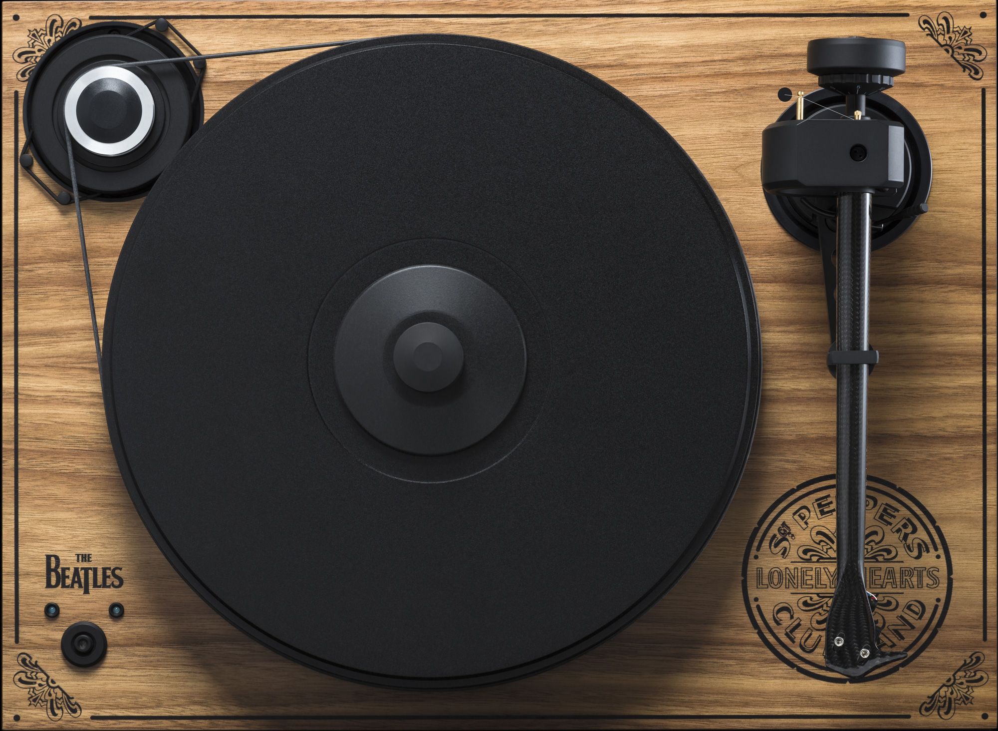Pro-Ject Turntables for the 50th Anniversary of the Beatles' Sgt. Pepper's Lonely Hearts Club Band album
