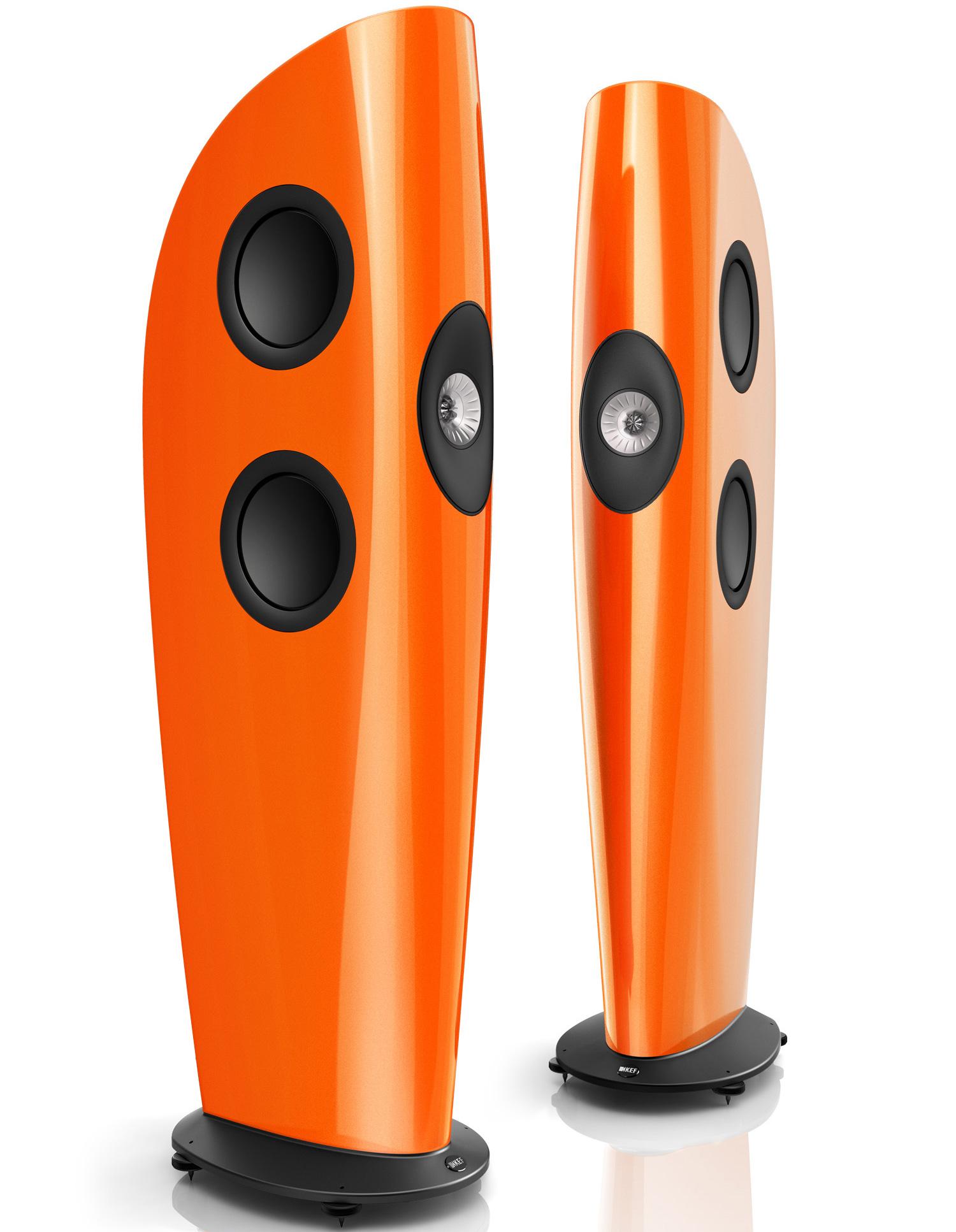 KEF Blade loudspeakers Review