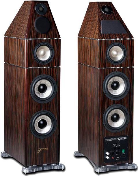Commercial Launch of the Genesis Mæstro Loudspeaker at CAS7