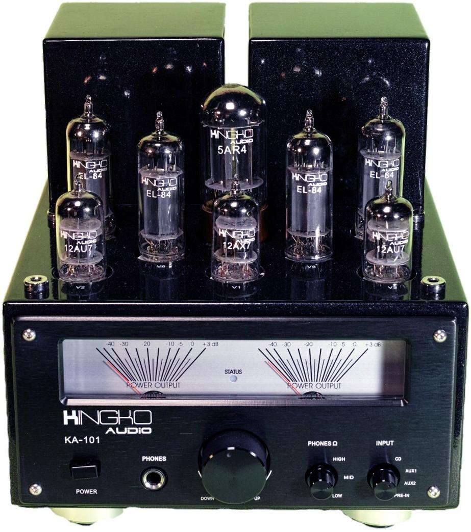 Kingko Audio Ka 101 Integrated Amplifier Review Dagogo Amplifiers
