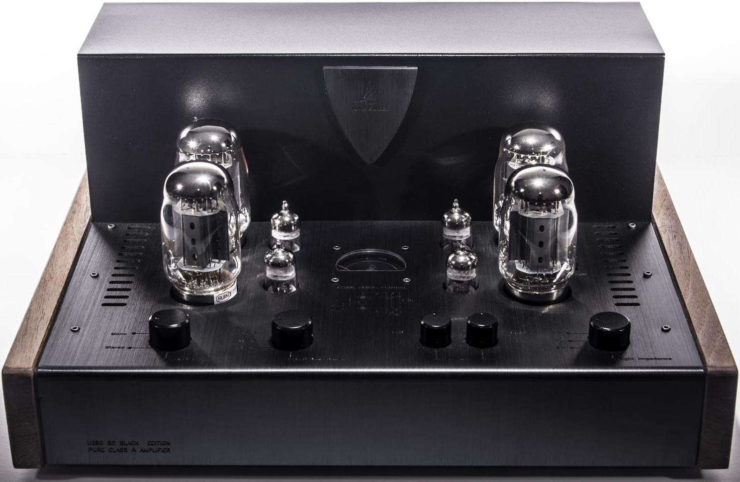 "Margules Group U-280sc ""Black"" Amplifier Review"