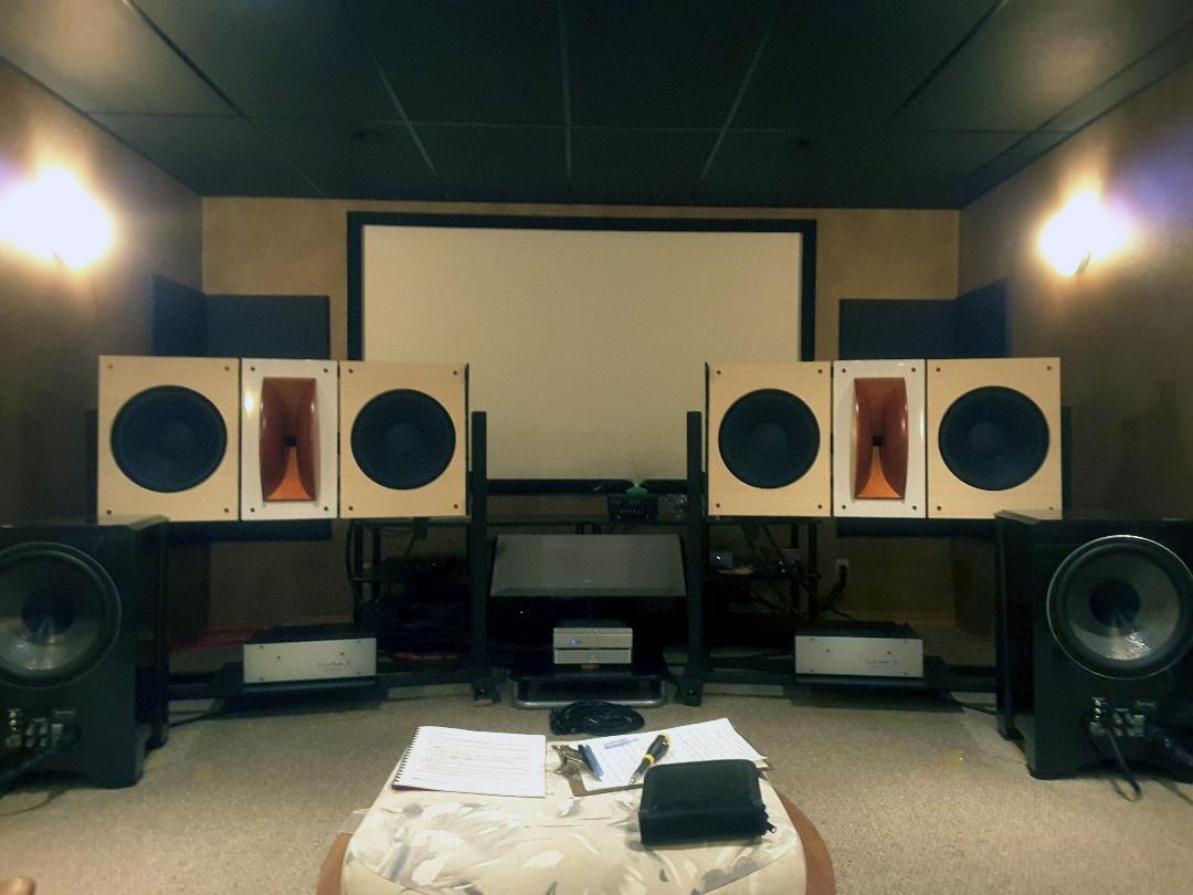 PureAudioProject Trio15 Horn1 Speaker Review - Dagogo