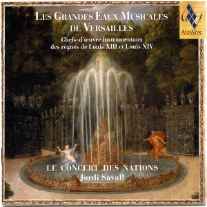 Jordi Savall and the Music of Versailles