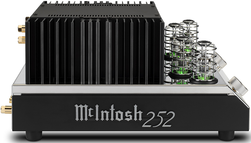 McIntosh Announces MA252 Integrated Amplifier