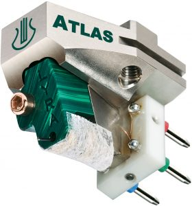 Lyra Atlas SL 0.25mV moving coil phono cartridge Review