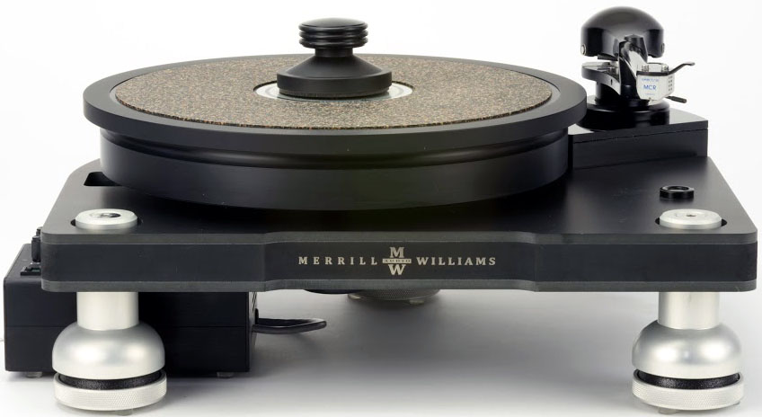 Merrill-Williams Audio releases the R.E.A.L. 101.3 turntable system