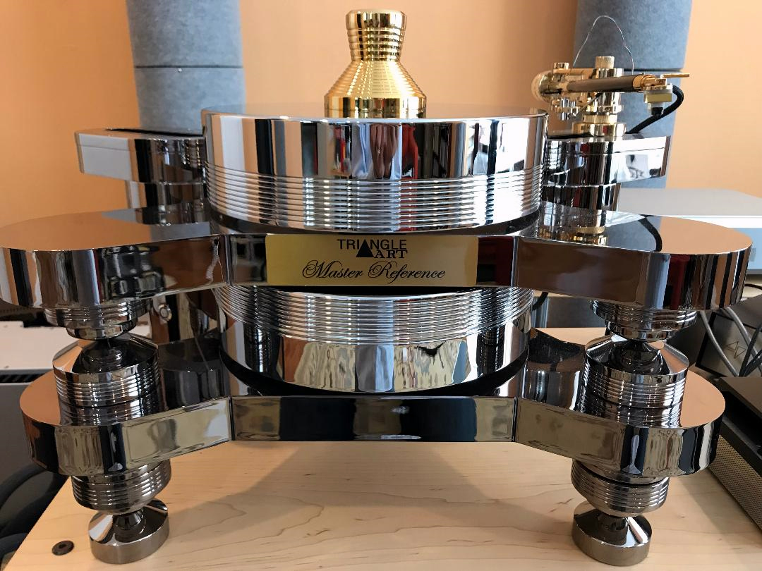 Analog Survey, Part 1: TriangleArt Master Reference turntable system Review