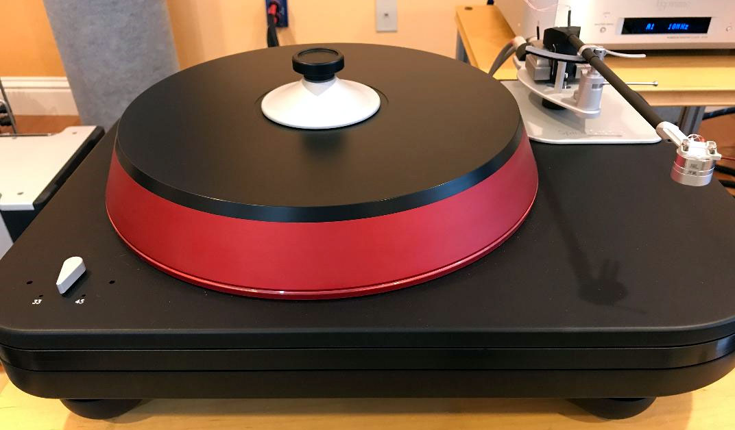 Analog Survey, Part 2: Spiral Groove Revolution turntable system Review