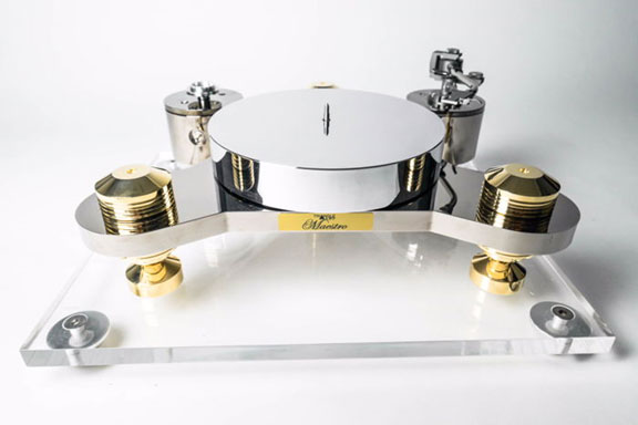 TriangleArt Maestro turntable Review