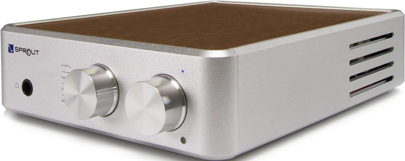 PS Audio Sprout100 integrated amplifier Review