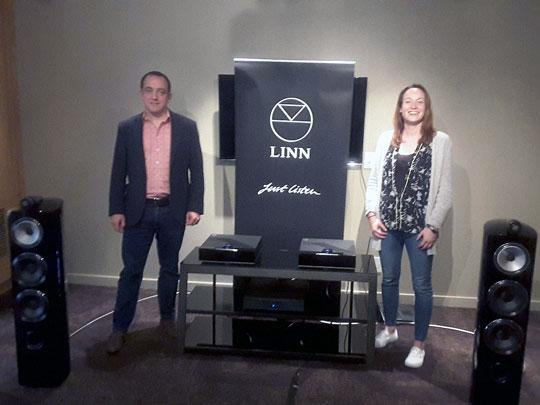Audio Blast: Linn Selekt DSM Network Music Player - Dagogo