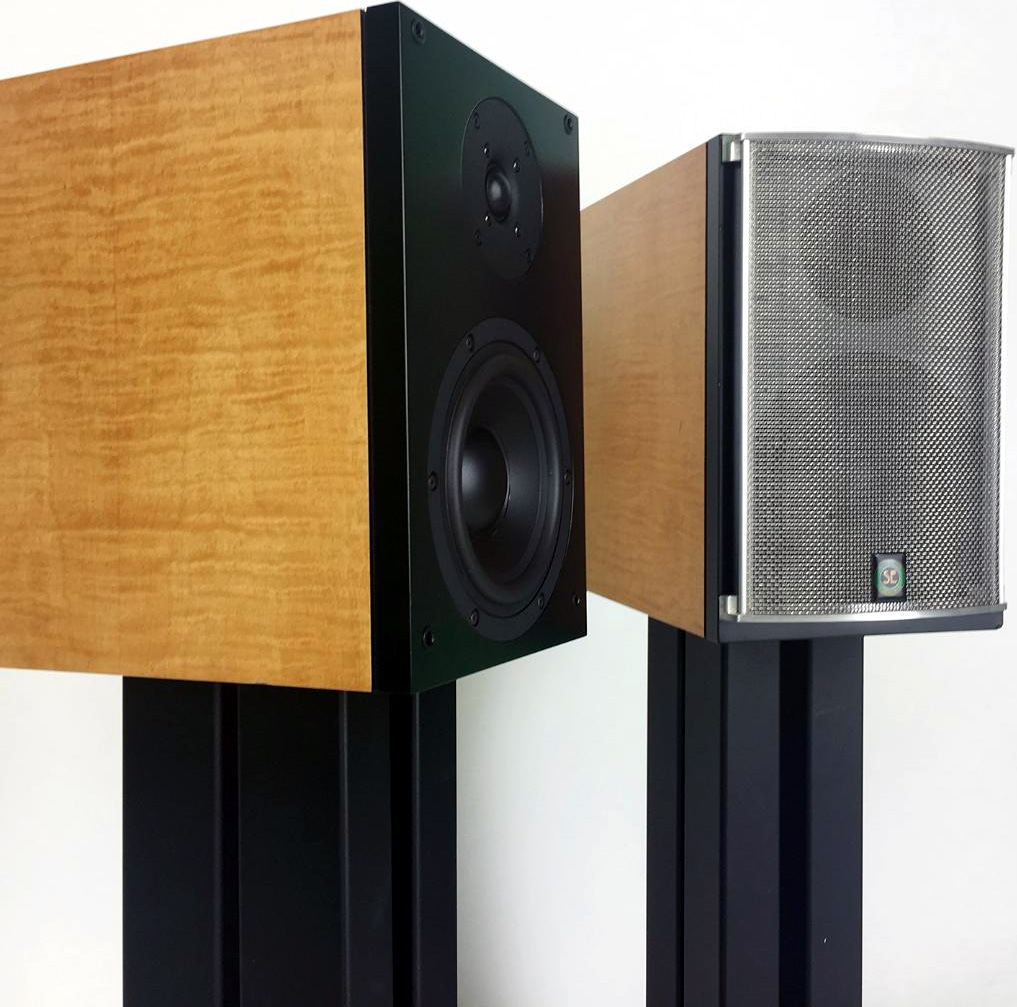 Studio Electric M4 stand mount loudspeakers Review