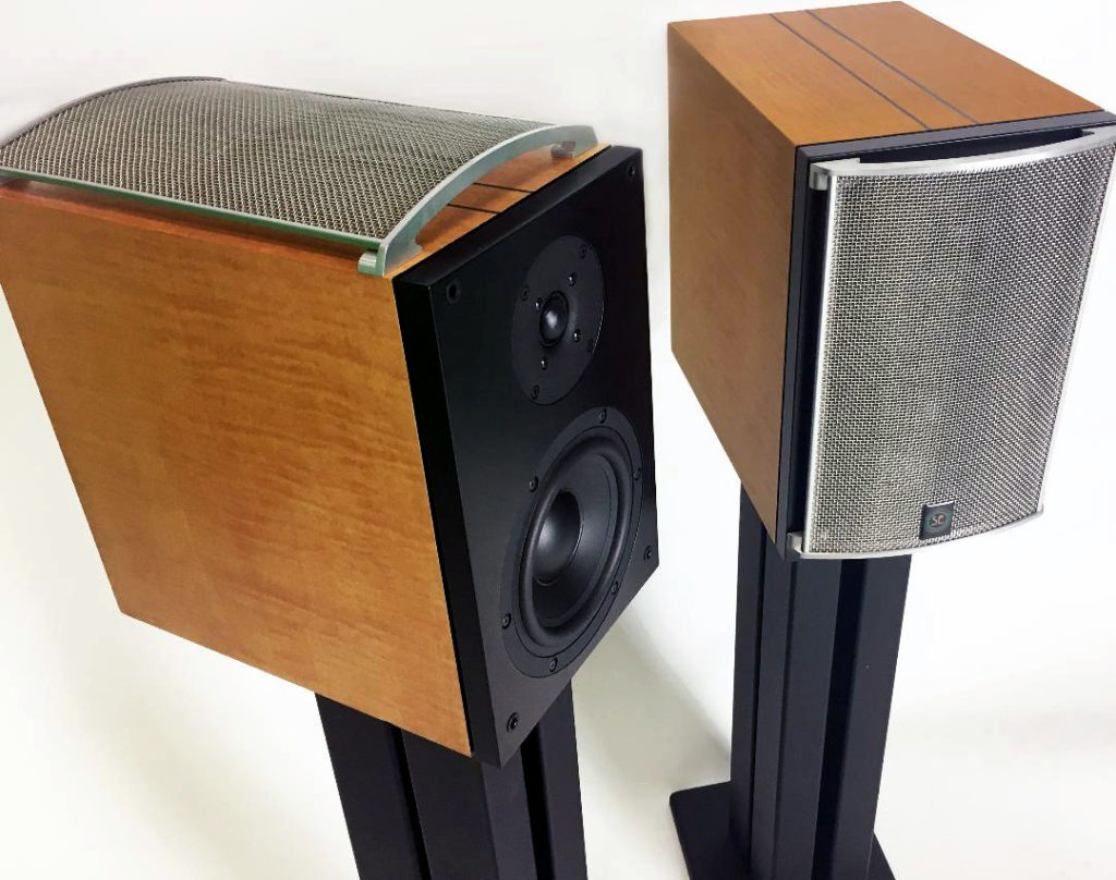 Studio Electric M4 Stand Mount Loudspeakers Review Dagogo