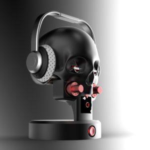 Metaxas Marquis headphone amplifier/preamplifier