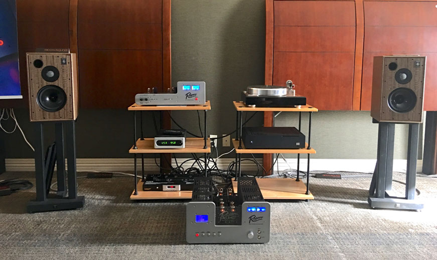 Capital Audio Fest 2018: Room 323 – In Through the Out Door