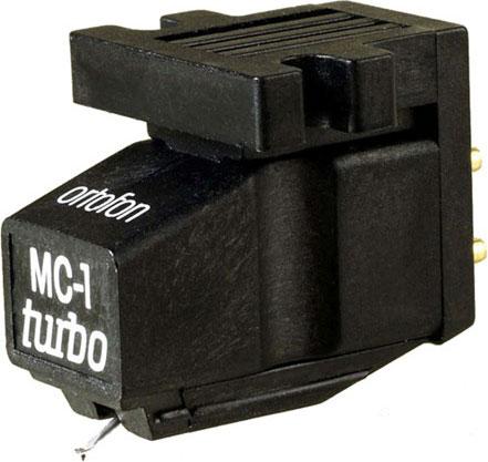 Ortofon MC1 Turbo moving coil cartridge Review