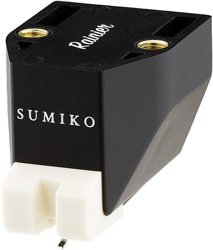 Sumiko Rainier and Olympia cartridges Review