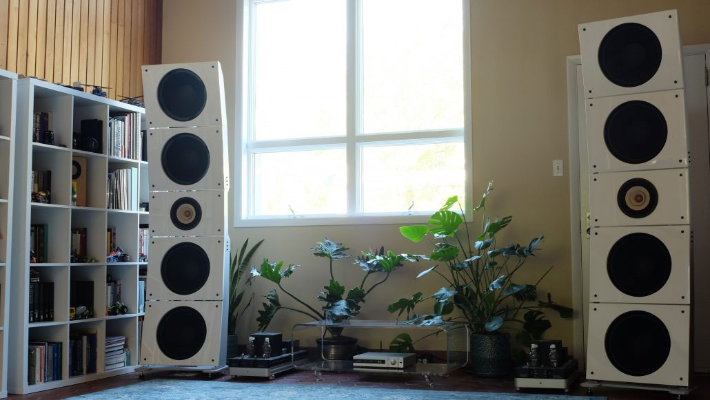 Audio News: PureAudioProject Quintet15 Open-Baffle 'Wall of