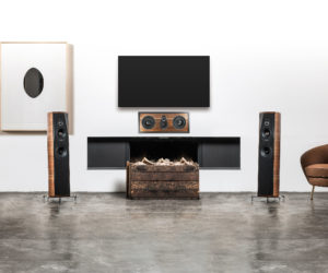 Sonus Faber launches the Palladio Collection