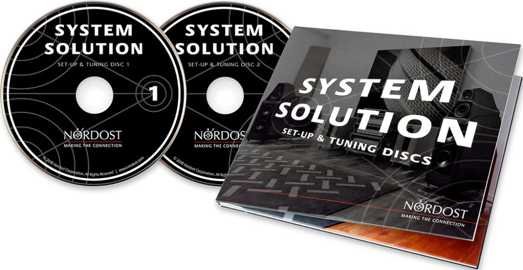 Nordost releases System Solution Set-Up & Tuning Discs