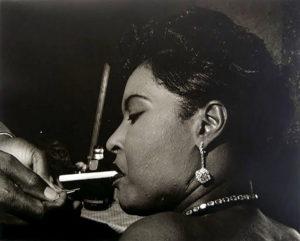 10A) Cigarette 1954