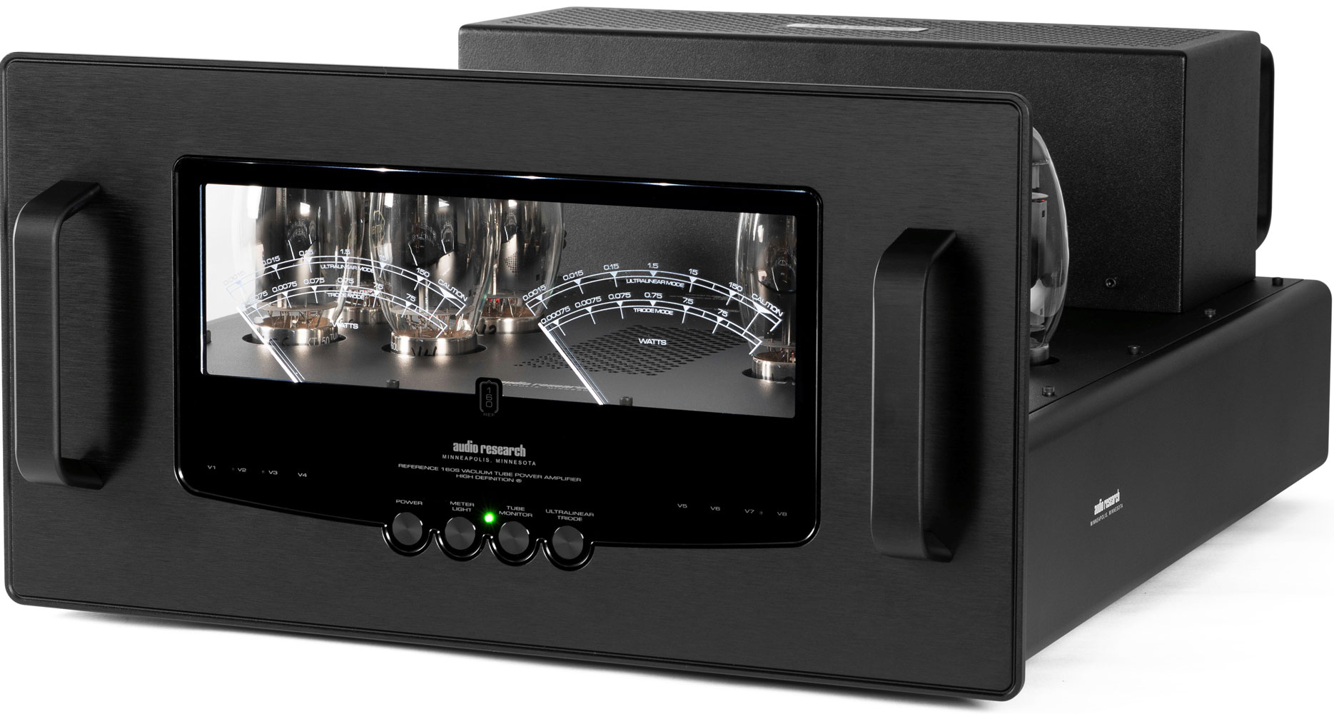 Audio Research launches new Reference 160S stereo power
