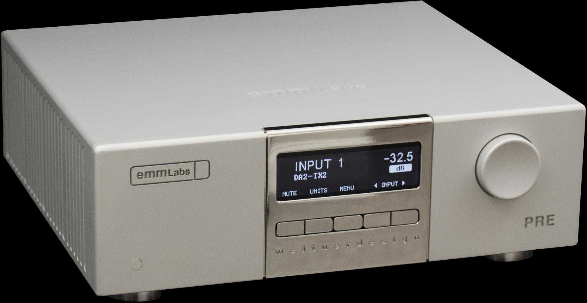 EMM Labs PRE stereo preamplifier Review - Dagogo