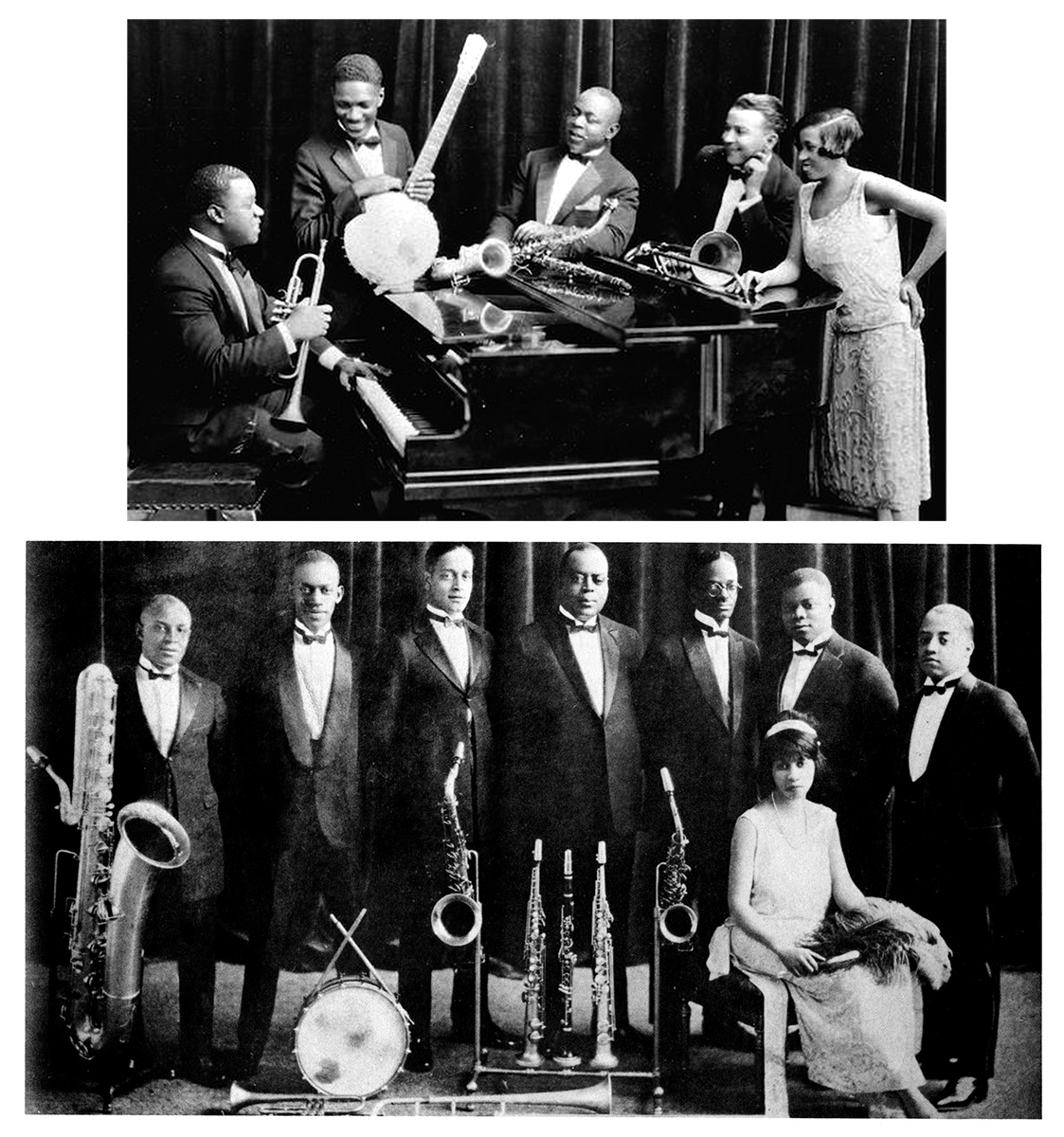 Dynamic Women of Early Jazz and Classic Blues, Part 2 of 2
