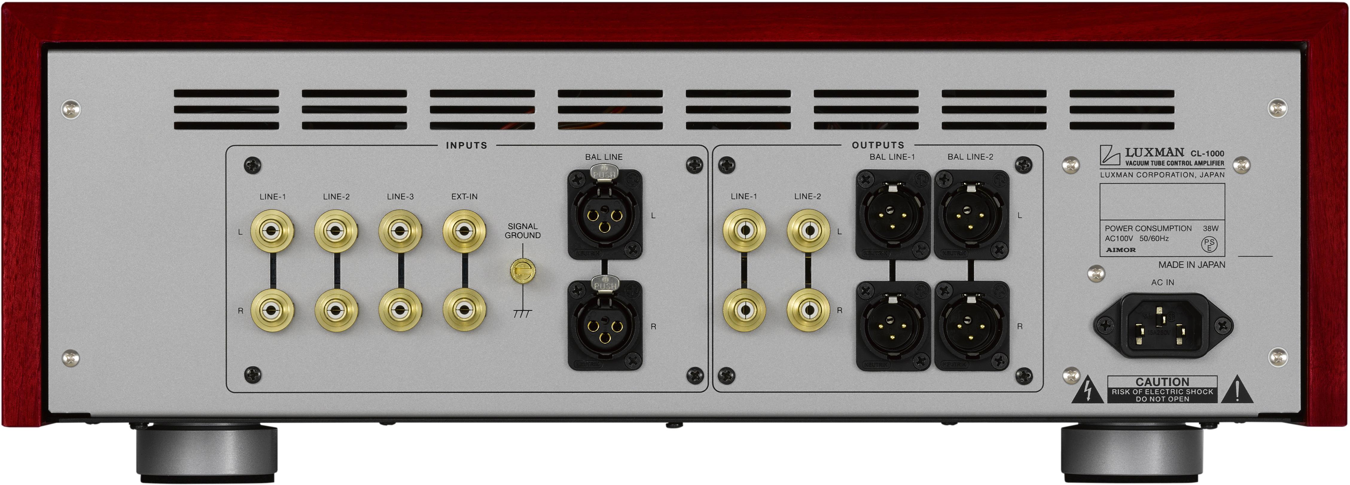Luxman launches new flagship control amplifier CL-1000 - Dagogo