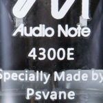 Audio Note UK 4300E output tube