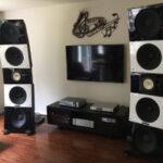 PureAudioProject Quintet15 Horn1 open-baffle speaker system